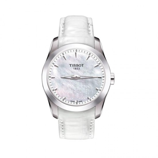 Reloj de mujer TISSOT Couturier Secret Date - T0352461611100