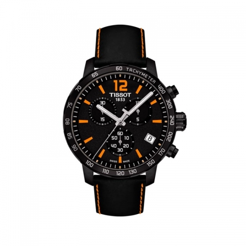 Reloj de hombre TISSOT Quickster Chronograph - T095.417.36.057.00