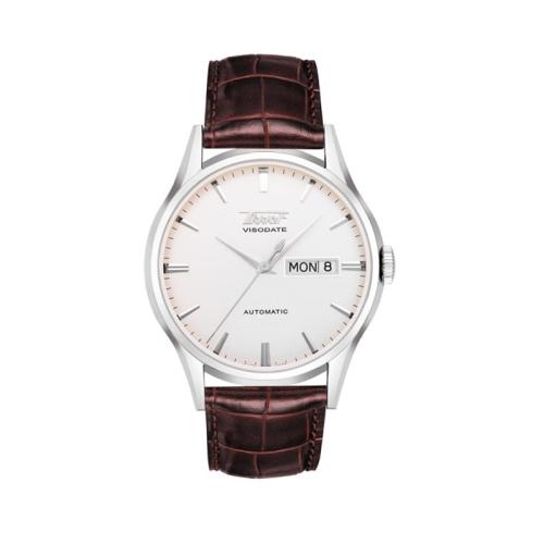 Reloj de hombre TISSOT Heritage Visodate - T019.430.16.031.01