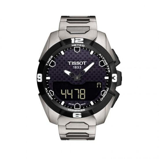 Reloj de hombre TISSOT T-Touch Expert Solar - T091.420.44.051.00