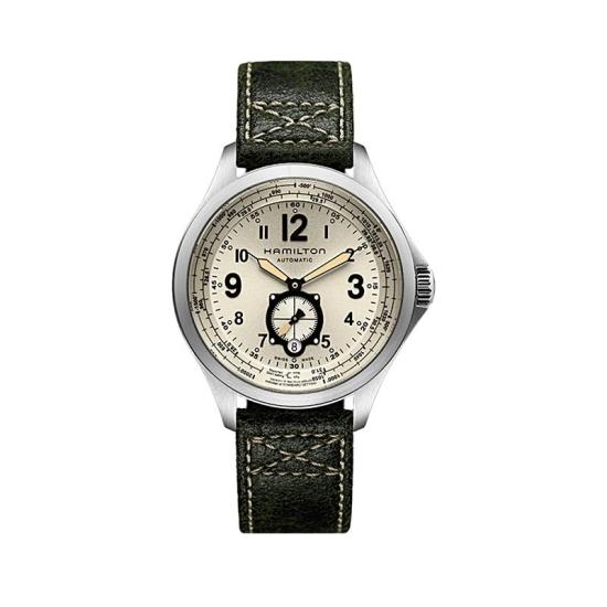 Reloj de hombre Hamilton QNE Auto - H76655723