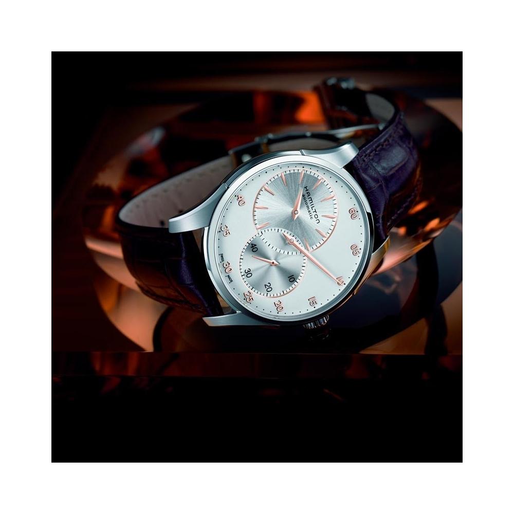 75ca5fcb2601 Previous. Reloj de hombre Hamilton Jazzmaster Regulator - H42615553. Reloj  de hombre Hamilton Jazzmaster ...