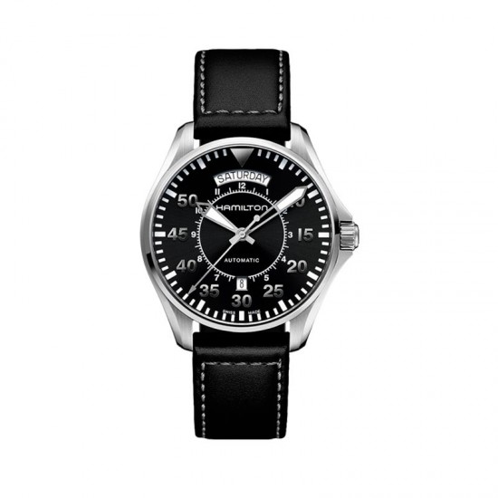 Reloj de hombre Hamilton Khaki Aviation Pilot Day Date - H64615735