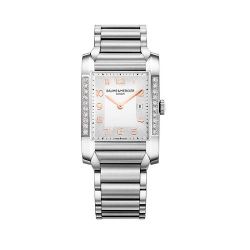 Reloj de mujer Baume & Mercier Hampton - 10023