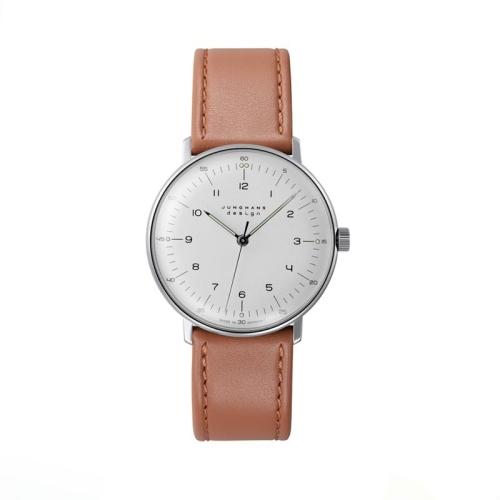 Reloj de mujer Junghans  Max Bill Handaufzug - 027/3701.00