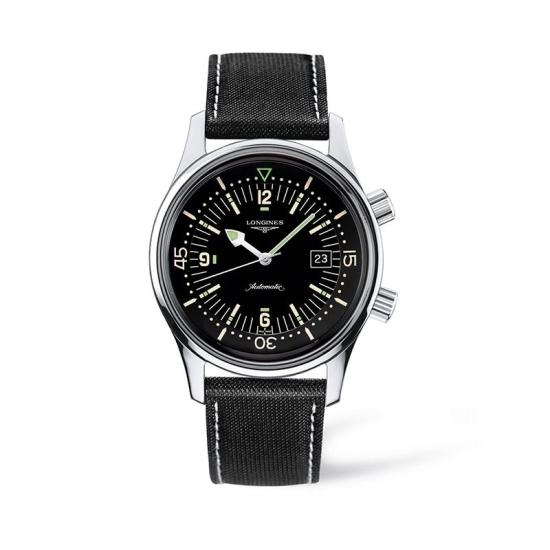 Reloj de hombre Longines Legend Diver Watch L3.674.4.50.0