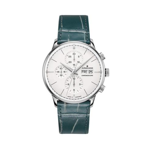 Reloj de hombre Junghans Meister Chronoscope Terrassenbau - 027/4729.01