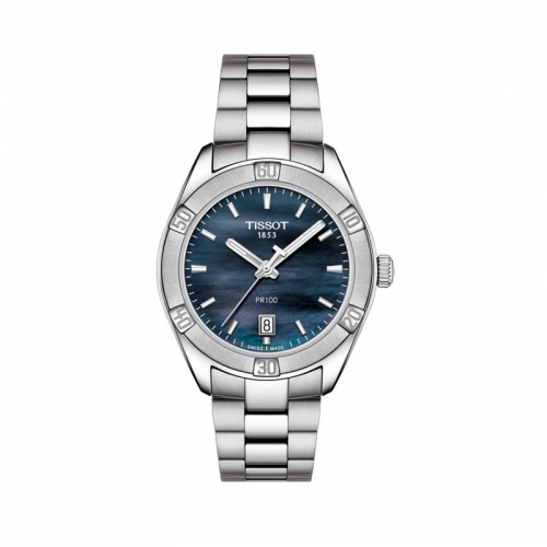 Reloj de mujer Tissot PR100 Sport Chic - T101.910.11.121.00
