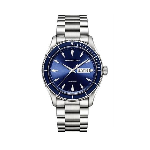 Reloj de hombre Hamilton Jazzmaster Seaview Day Date