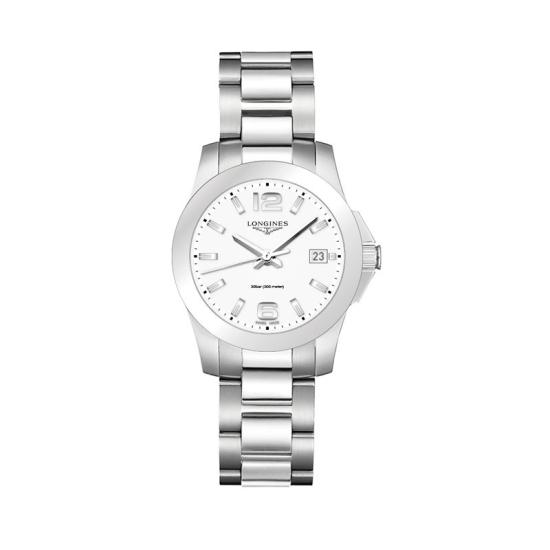 Reloj de mujer Longines Conquest - L3.377.4.16.6