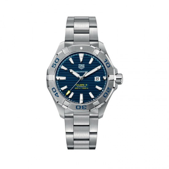 Reloj de hombre TAG Heuer Aquaracer Calibre 5 - WAY2012.BA0927