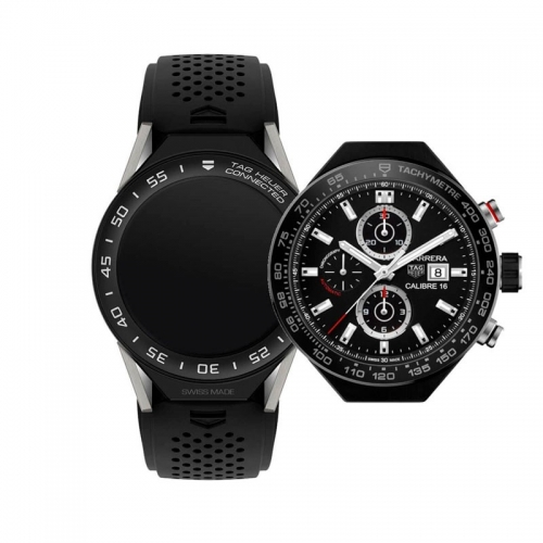 Reloj TAG Heuer Connected + Módulo Chronograph - SBF8A8001.11EB0128