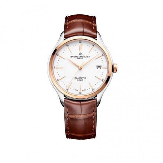 Reloj de hombre Baume & Mercier Clifton Baumatic - 10401