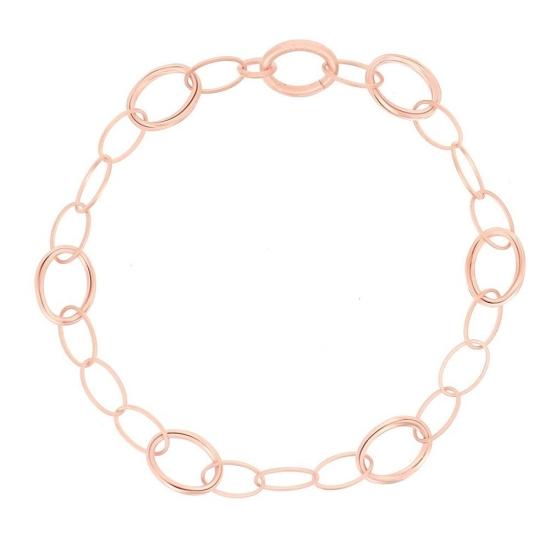Collar Pesavento geo rosa pesavento -...