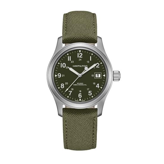 Reloj de hombre Hamilton Khaki Field Mechanical - H69419363