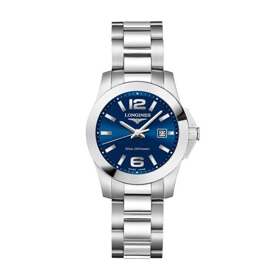 Reloj de mujer Longines Conquest - L3.376.4.96.6