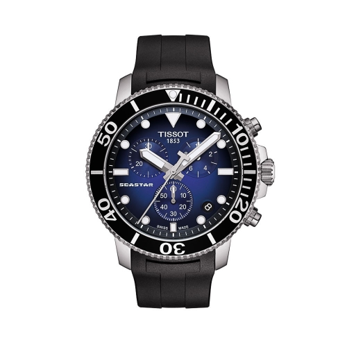 Reloj de hombre Tissot Seastar 1000 Chronograph - T120.417.17.041.00