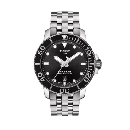 Reloj de hombre Tissot Seastar 1000 Powermatic 80 - T120.407.11.051.00