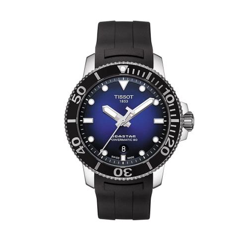Reloj de hombre Tissot Seastar 1000 Powermatic 80 - T120.407.17.041.00