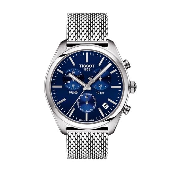 Reloj de hombre Tissot PR 100 Chronograph - T101.417.11.041.00