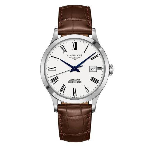 Reloj de hombre Longines Record - L2.821.4.11.2