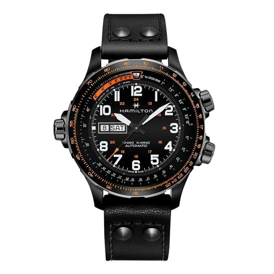 Reloj de hombre Hamilton Khaki Aviation X-Wind - H77785733