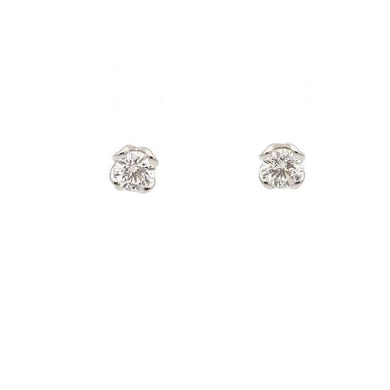 Pendientes de diamantes - 1110