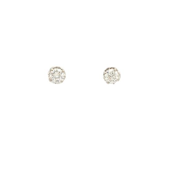 Pendientes de diamantes - 1105