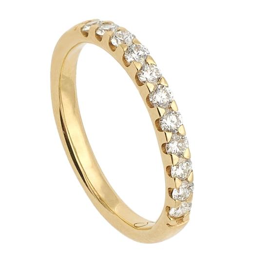 Media alianza con diamantes - 1123