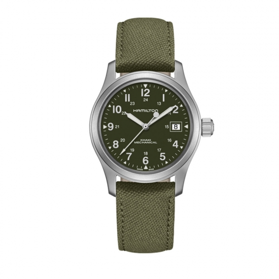 Hamilton Khaki Field Mechanical-...