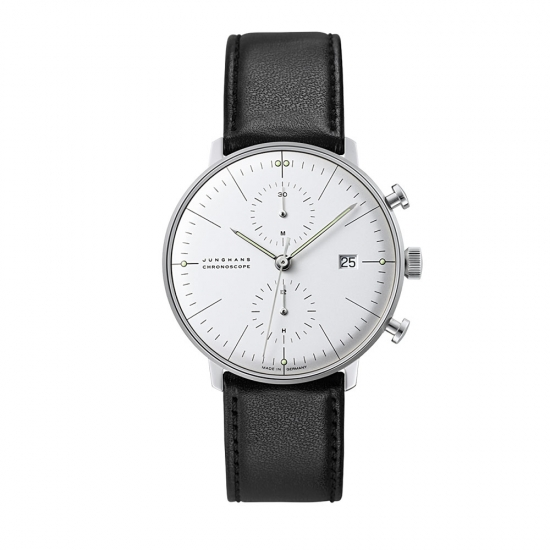 Junghans Max Bill Chronoscope -...