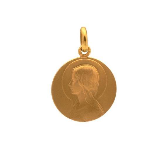 Medalla  de Oro Ave María