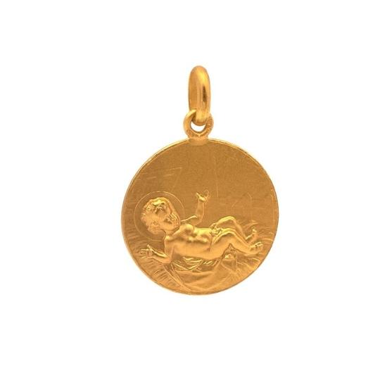 Medalla Oro Niño en la Cuna