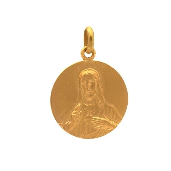 Medalla Oro Sgdo. Corazón de Jesus