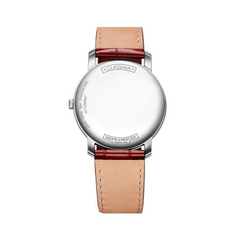 0685bd2a3e4c ... Reloj clásico de hombre BAUME   MERCIER Classima -10144 2