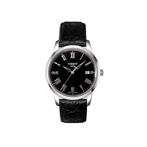 Reloj clásico de hombre TISSOT T0334101605301