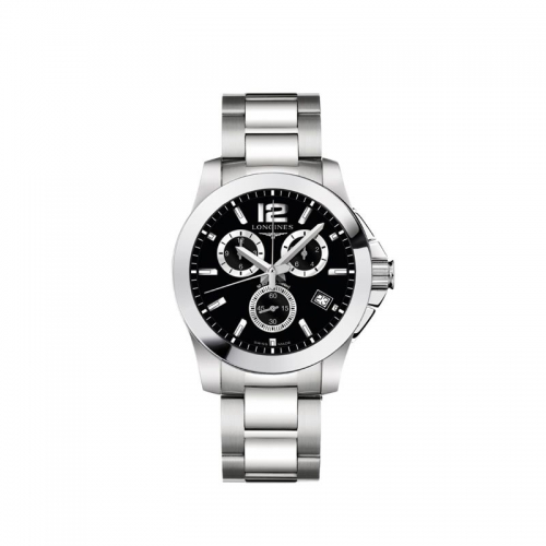 Reloj de hombre LONGINES Conquest L3.660.4.56.6