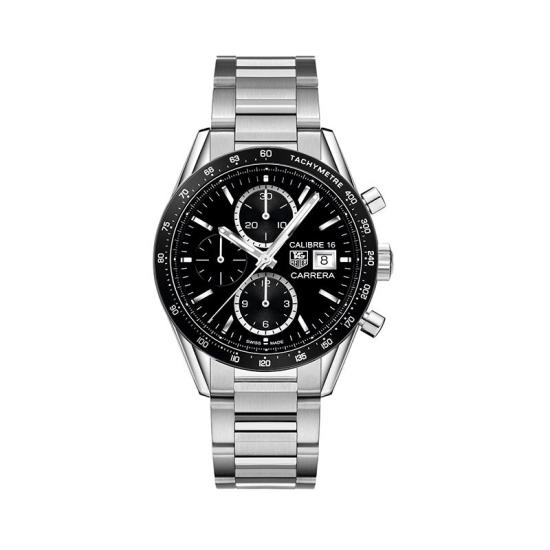 Reloj de hombre TAG-Heuer Carrera - CV201AJ.BA0727