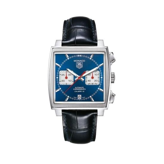 Reloj de hombre TAG-Heuer Mónaco- CAW2111.FC6183