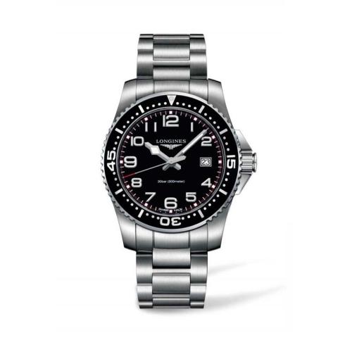 Reloj de hombre Longines HydroConquest - L3.689.4.53.6