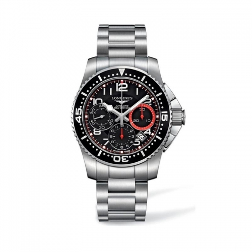 Reloj de hombre Longines HydroConquest Chronograph- L3.696.4.53.6