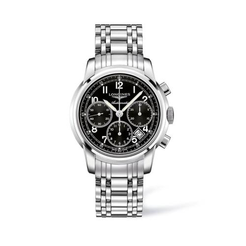 Reloj de hombre Longines Saint Imier Chronograph - L2.752.4.53.6