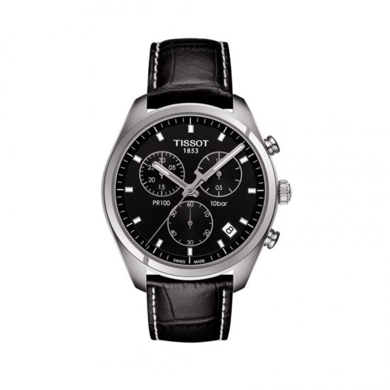 Reloj de hombre TISSOT PR 100 Chronograph - T101.417.16.051.00