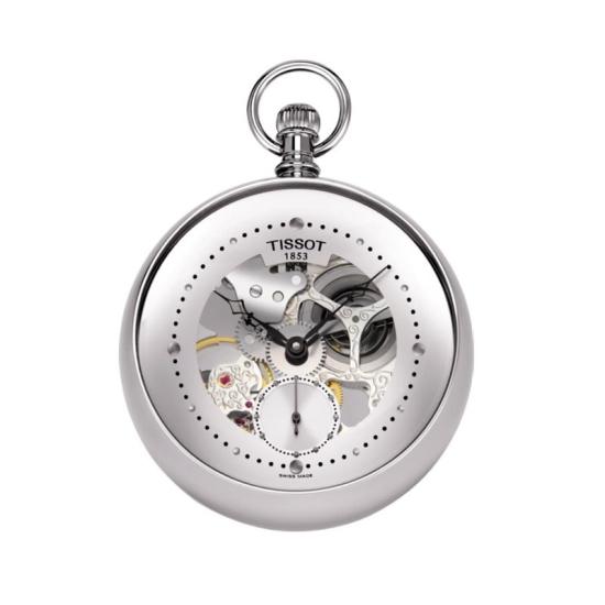 Reloj de bolsillo TISSOT Specials Mechanical - T82.6.611.31