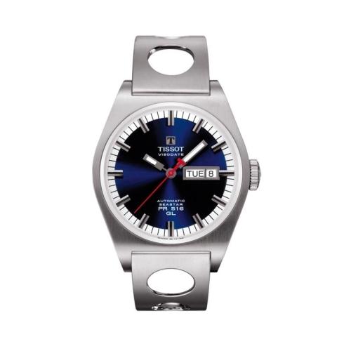 Reloj de hombre TISSOT Heritage Visodate - T0714301104100