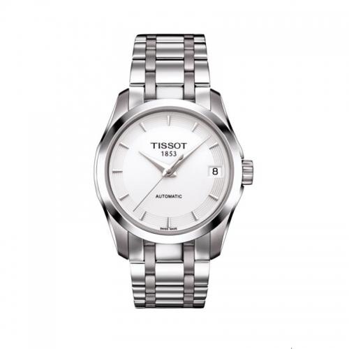 Reloj de mujer TISSOT Couturier - T035.207.11.011.00