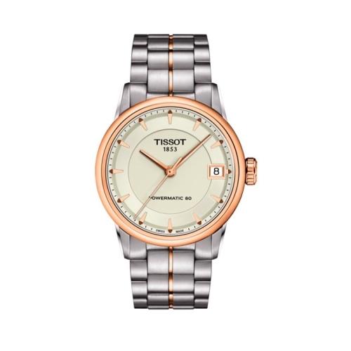 Reloj de mujer TISSOT Luxury Powermatic 80 - T086.207.22.261.01