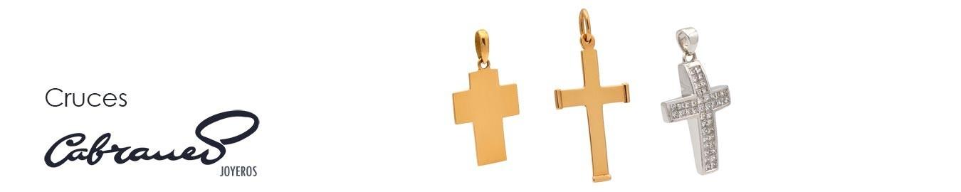 Cruces de oro | Cabranes Joyeros